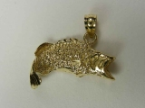 Marine Charms - Jewelry Stores - Fish Charm