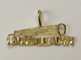 Gold But Gold - Jewelry Stores - Cheer Leader Charm
