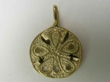 Marine Charms - Jewelry Stores - Sand Dollar Charm