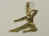 Gold But Gold - Jewelry Stores - Karate Guy Charm