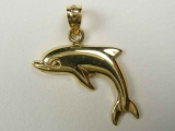 Marine Charms - Jewelry Stores - Porpoise Charm