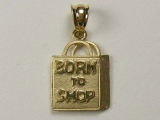 Professional - Jewelry Stores - Born to Shop Charm