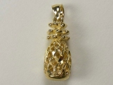 Gold But Gold - Jewelry Stores - Pineapple Charm