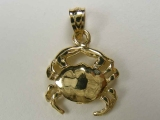 Animal Charms - Jewelry Stores - Crab Charm