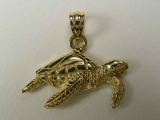 Animal Charms - Jewelry Stores - Turtle Charm