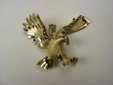 Bird Charms - Jewelry Stores - Eagle Charm