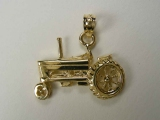 Professional - Jewelry Stores - Tractor Charm