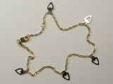 Anklets - Jewelry Stores - Heart Anklet