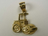 Professional - Jewelry Stores - Road Roller Compactor Charm