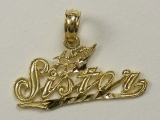 Gold But Gold - Jewelry Stores - 1 Sister Charm