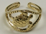 Gold But Gold - Jewelry Stores - Turtle Toe Ring