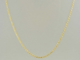 Gold But Gold - Jewelry Stores - 10K Super-Solid Rope Chain 1 mm