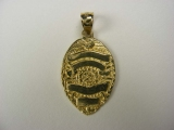 Gold But Gold - Jewelry Stores - Generic Badge Charm