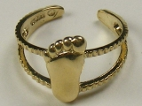 Gold But Gold - Jewelry Stores - Single Foot Toe Ring