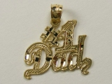 Talking Charms - Jewelry Stores - 1 Dad Charm