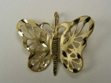 Bird Charms - Jewelry Stores - Butterfly Charm