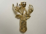 Animal Charms - Jewelry Stores - Deer Head Charm