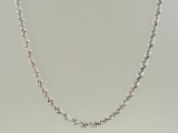 White Gold Chains - Jewelry Stores - Super-Solid Rope Chain 3 mm