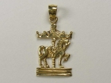 Animal Charms - Jewelry Stores - Carousel Horse Charm