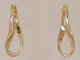 Gold But Gold - Jewelry Stores - Earrings, 33 mm x 15 mm