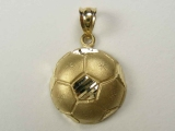 Gold But Gold - Jewelry Stores - Kick Ball Charm