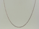 White Gold Chains - Jewelry Stores - Super-Solid Rope Chain 2 mm