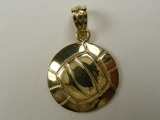 Gold But Gold - Jewelry Stores - Volleyball Charm