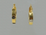 Gold But Gold - Jewelry Stores - Earrings, 18 mm x 18 mm