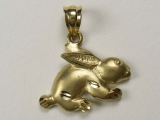 Animal Charms - Jewelry Stores - Rabbit Charm