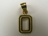 Miscellaneous Charms - Jewelry Stores - Number 0 Charm