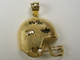 - Jewelry Stores - Football Helmet Charm