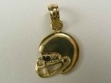 Gold But Gold - Jewelry Stores - Helmet Charm