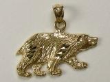 Animal Charms - Jewelry Stores - Polar Bear Charm