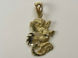 Animal Charms - Jewelry Stores - Dragon	Charm