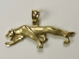 Animal Charms - Jewelry Stores - Leopard Charm