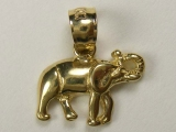 Animal Charms - Jewelry Stores - Elephant Charm