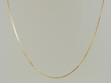Gold But Gold - Jewelry Stores - 10K Snake Chain 0.75 mm