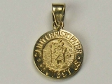 Marine Charms - Jewelry Stores - Saint Christopher Charm