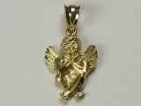 Religious Charms - Jewelry Stores - Praying Angel Charm