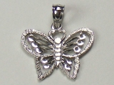 Gold But Gold - Jewelry Stores - Butterfly Charm