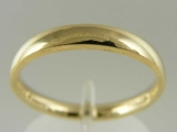Bands and Rings - Jewelry Stores - Comfort Fit Wedding Band 3 mm