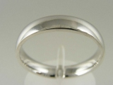 Bands and Rings - Jewelry Stores - Comfort Fit Wedding Band 4 mm