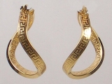 Gold But Gold - Jewelry Stores - 10 K Y/G EARING 29MM
