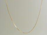 - Jewelry Stores - 10k Box Chain 0.6 mm