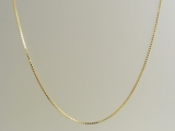 Gold But Gold - Jewelry Stores - 10K Box Chain 1 mm