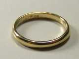 Baby Rings - Jewelry Stores - Plain Baby Ring 12 mm Inner Diameter
