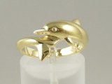 Bands and Rings - Jewelry Stores - Big Dolphin Ring