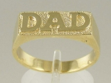 Bands and Rings - Jewelry Stores - Dad Ring