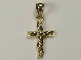 Religious Charms - Jewelry Stores - Cross Charm