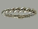 Gold But Gold - Jewelry Stores - San Marco Bracelet Diamond Cut 9 mm